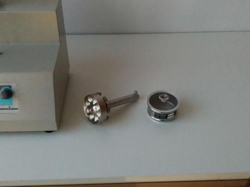 2001-64 旋转锥型分样器与极为精确的分析仪器的相辅相成