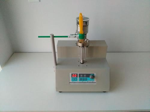 2001-33 旋转分样仪在粒度分析中样品前处理时的作用?